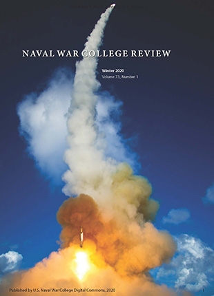 NWC Review Winter 2020 cover image