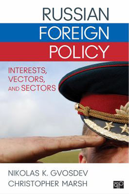 Russian foreign policy book cover