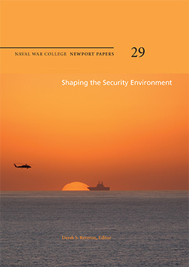 Shaping the security environment cover image