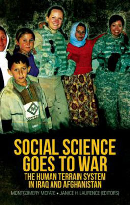 Social science goes to war book cover