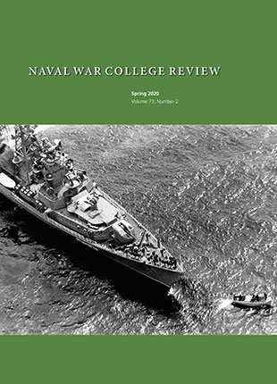 NWC Review Spring 2020 cover image