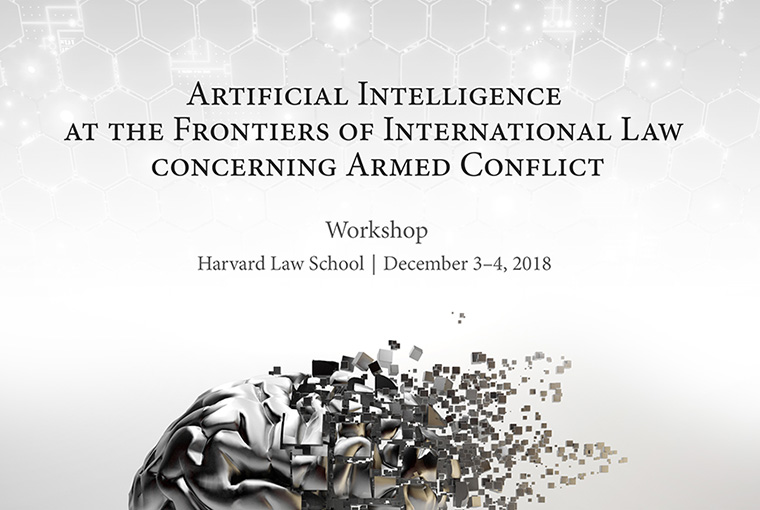Legal, tech experts look at impact of artificial intelligence on