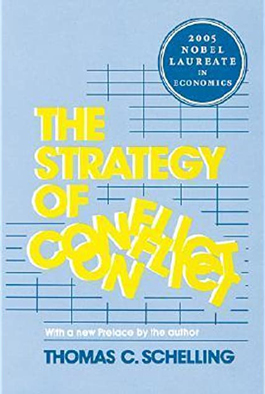 The Strategy of Conflict cover image