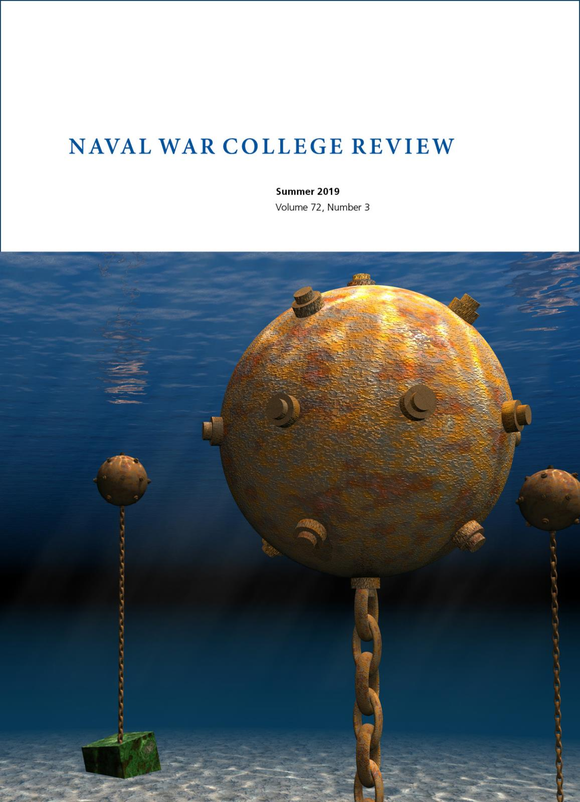 NWC Review Summer 2019 cover image