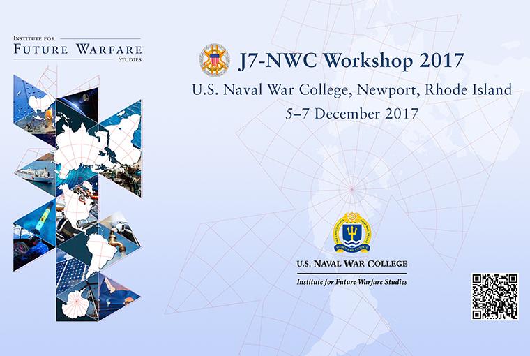 Institute for Future Warfare Studies Workshop Banner