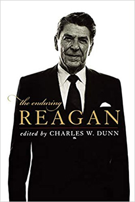 The Enduring Reagan book cover