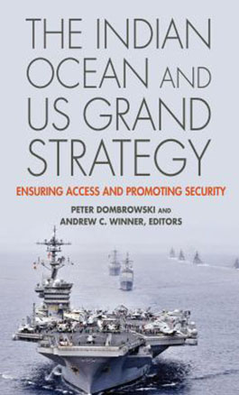 The Indian Ocean and US grand strategy book cover