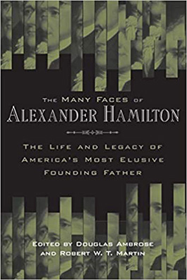The Many Faces of Alexander Hamilton book cover