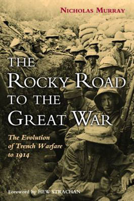 The rocky road to the Great War book cover