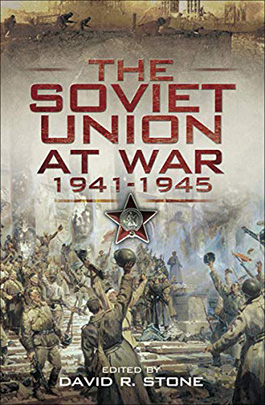 The Soviet Union at War book cover