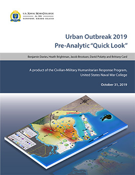 Urban Outbreak 2019 Report Cover