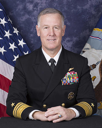 Vice Adm. Lindsey photo