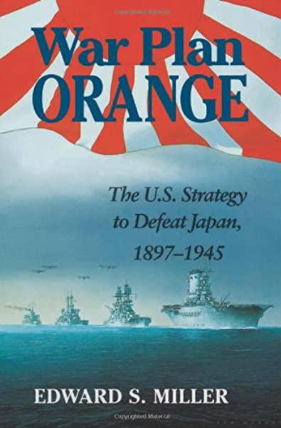 War Plan Orange book cover