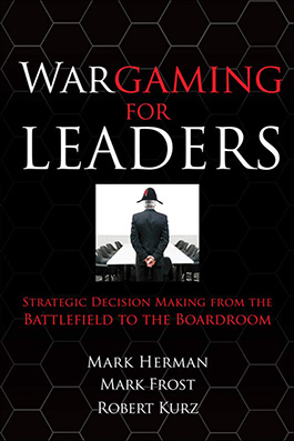 Wargaming for Leaders book cover