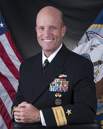 Vice Adm. Merz Photo