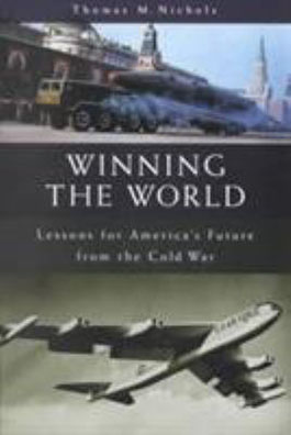 Winning the world book cover