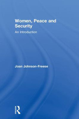 Women, peace and security book cover
