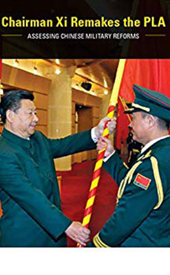 Chairman Xi remakes the PLA cover image