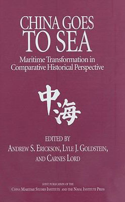 China Goes to Sea cover image