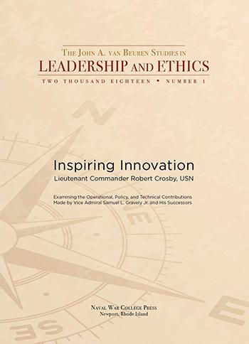 Cover image for Inspiring Innovation