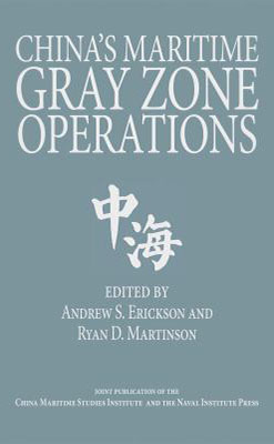 China's Maritime Gray Zone Operations cover image