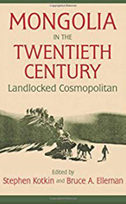 Mongolia in the Twentieth Century cover image