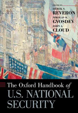 The Oxford handbook of U.S. national security cover image