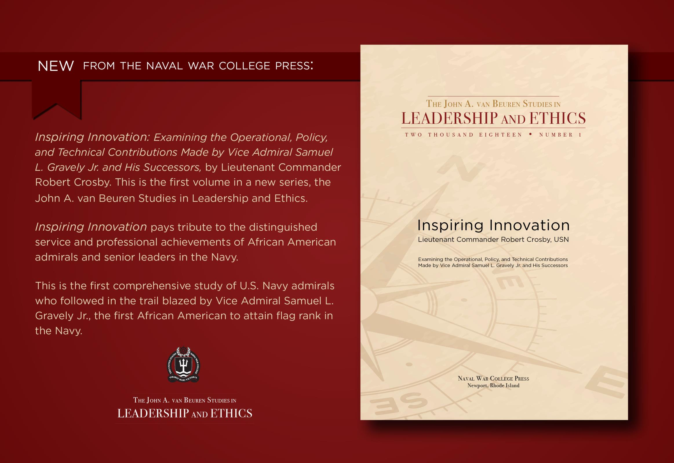 Inspiring Innovations cover image