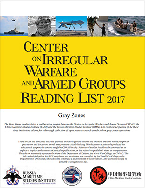 Maritime Gray Zone Reading List 2018-2019