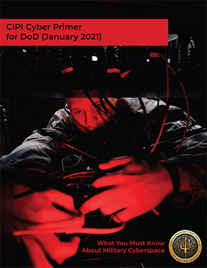 CIPI Cyber Primer for DoD Cover Report