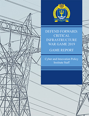 Defend Forward Report Cover