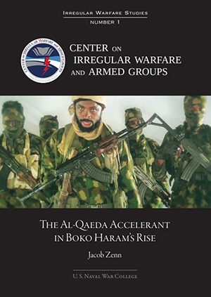 The Al-Qaeda Accelerant in Boko Haram's Rise by Jacob Zenn book cover