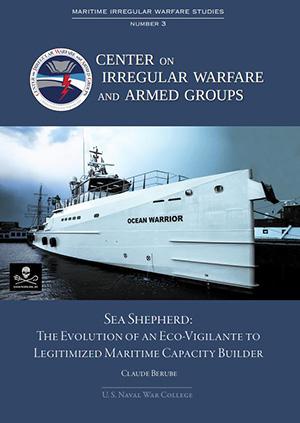 Sea Shepherd by Claude Berube book cover