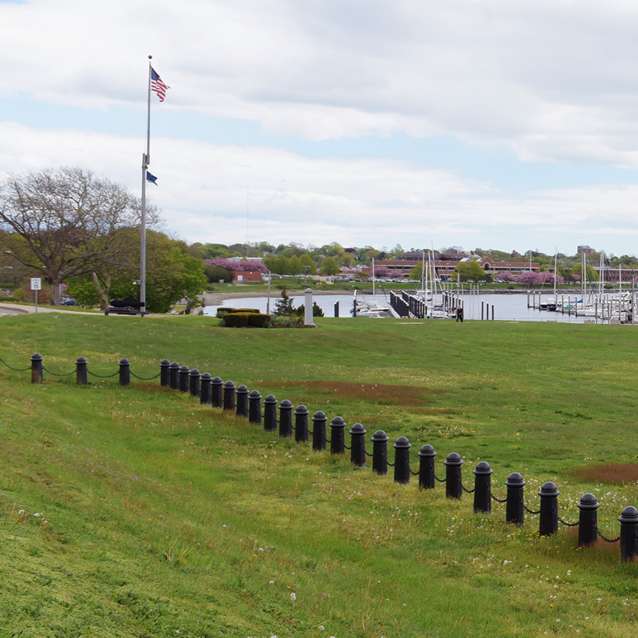 U.S. Naval War College campus