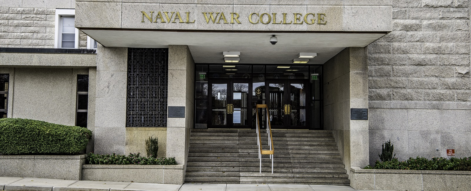 U.S. Naval War College building