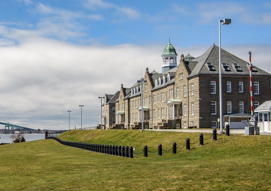 U.S. Naval War College main building