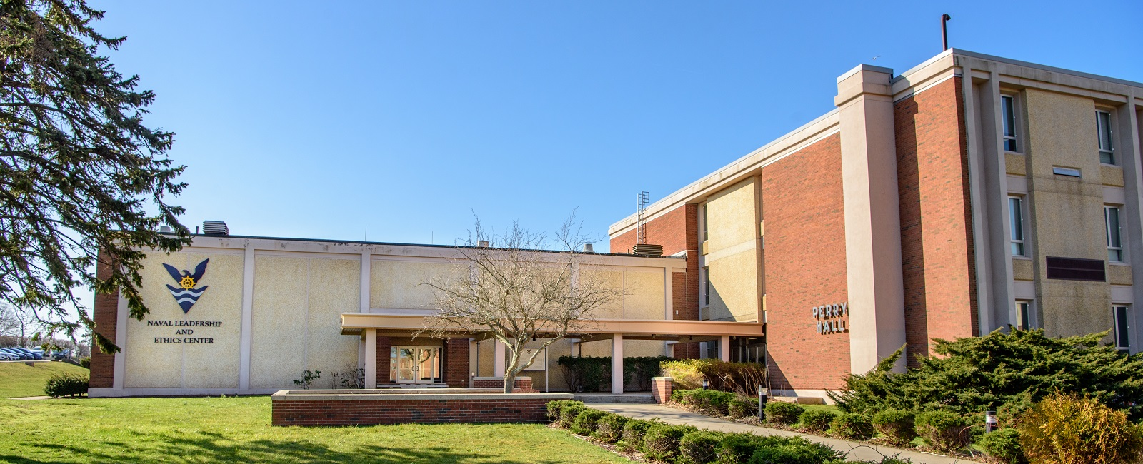 Naval Leadership and Ethics Center building