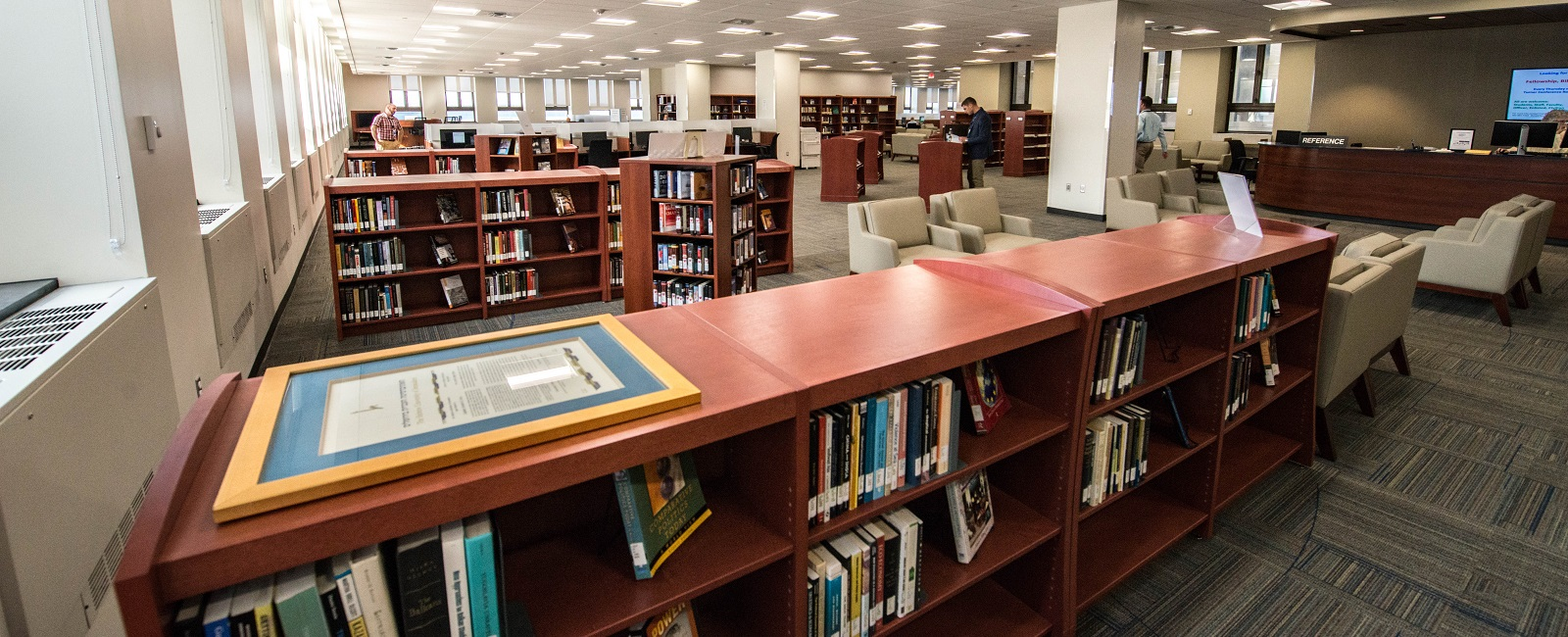 Learning Commons, Henry E. Eccles Library